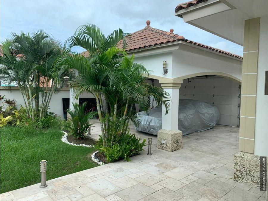 vende casa en sunset coast 4164mp