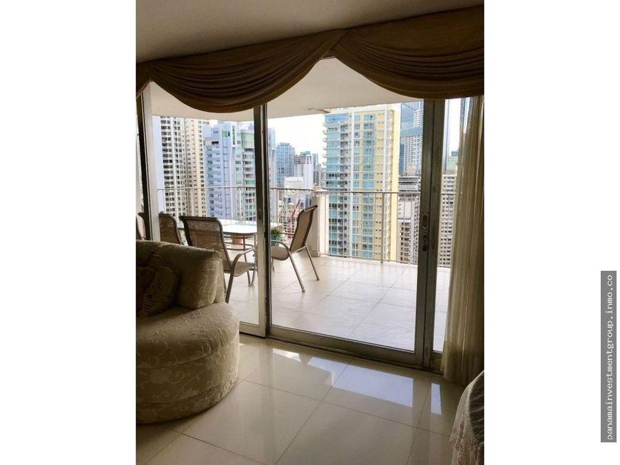 oferta apartamento en punta paitilla 3100da