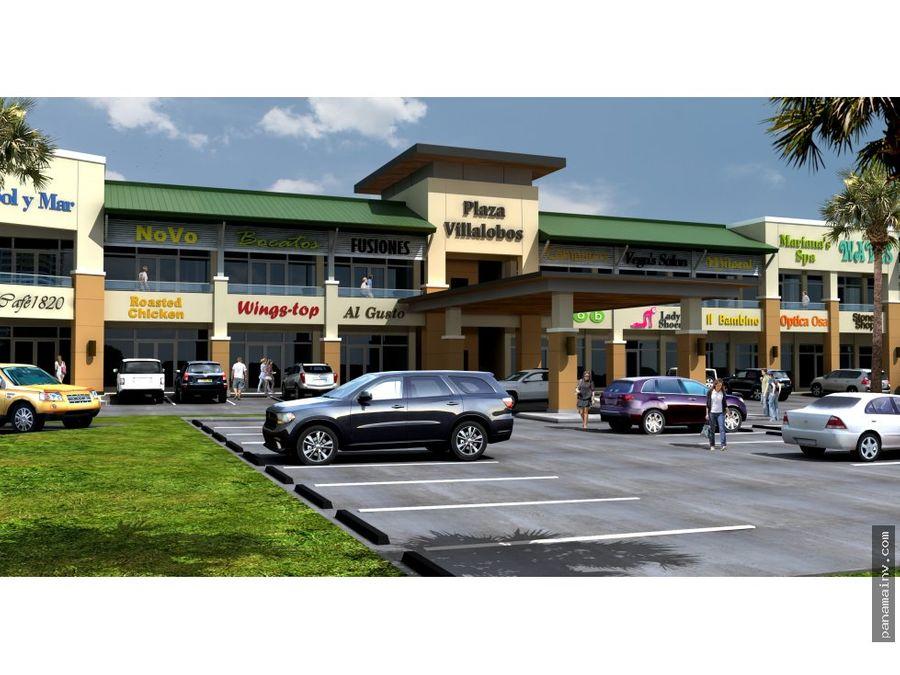 alquiler de locales en plaza villalobos 2941pg