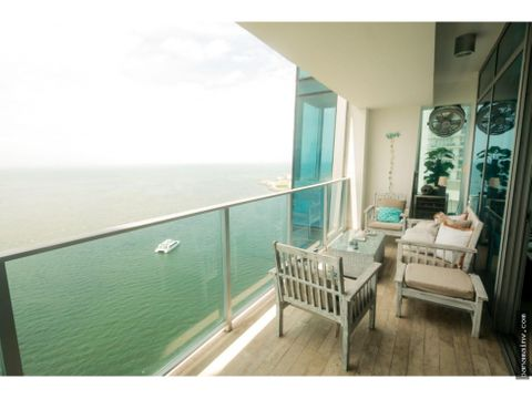 se vende exclusivo apartamento en punta pacifica negociable 4913vp
