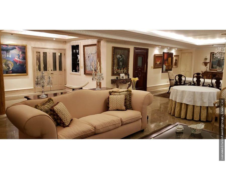 ganga apartamento en bayside paitilla 4245da