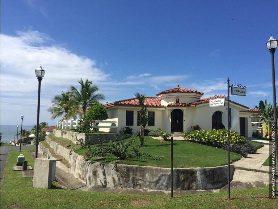 vendo casa en vista mar 4131 jd