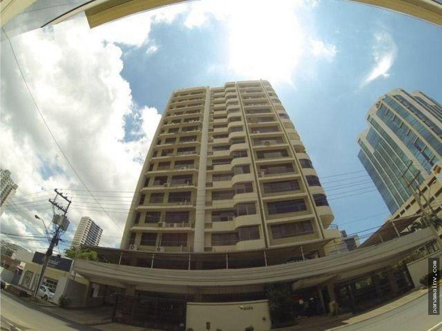 venta apartamento la ronda en obarrio 3847pg