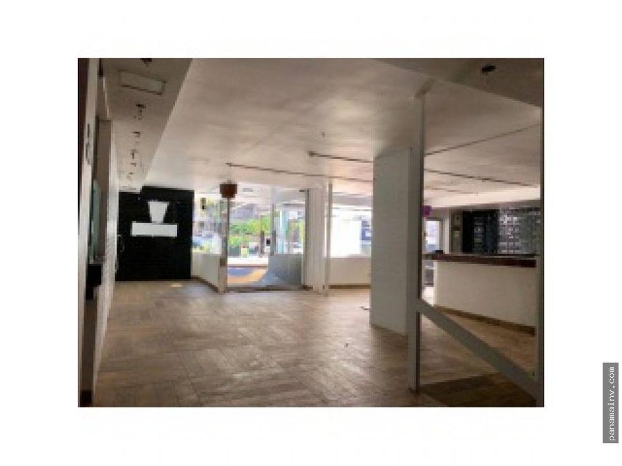 se alquila local calle uruguay 4049pg cv