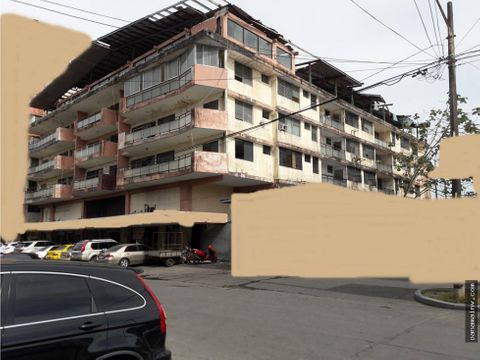 vendo edificio en colon nueva zona libre 2380 jd