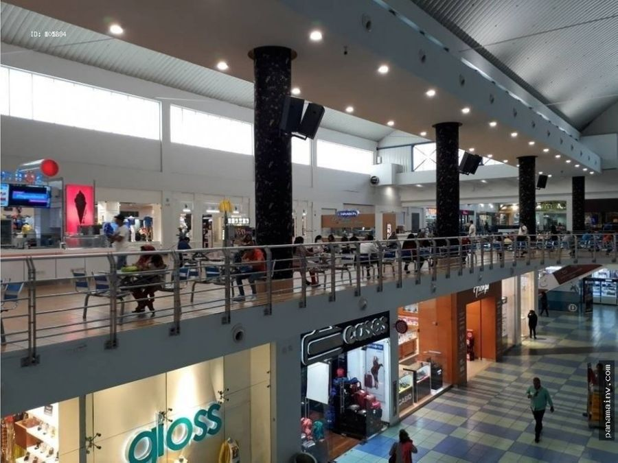 alquiler de local en albrook mall 4113dm