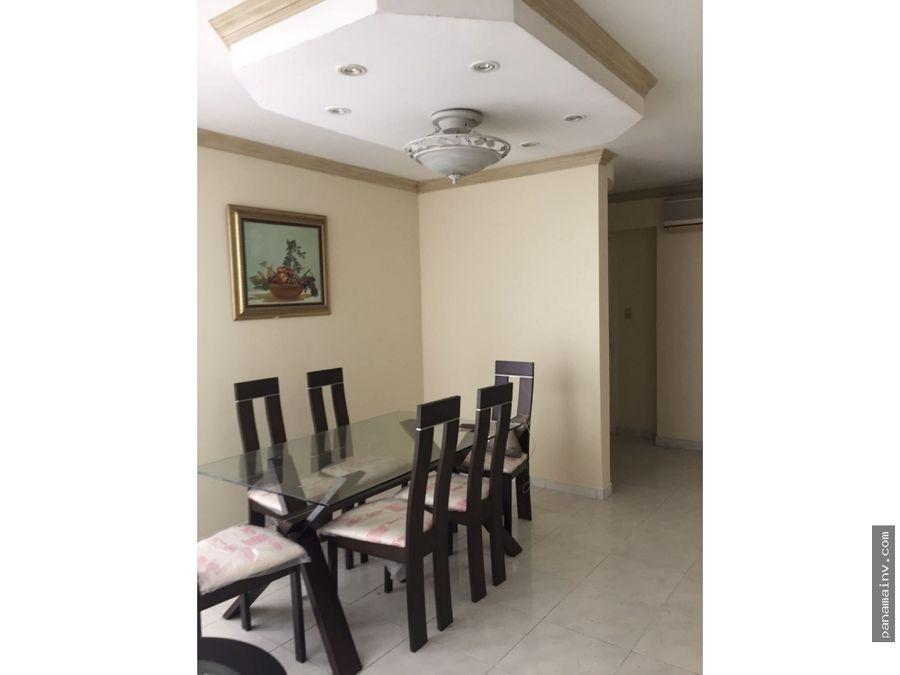 se alquila apartamento en ave balboa coral reef 4906vk