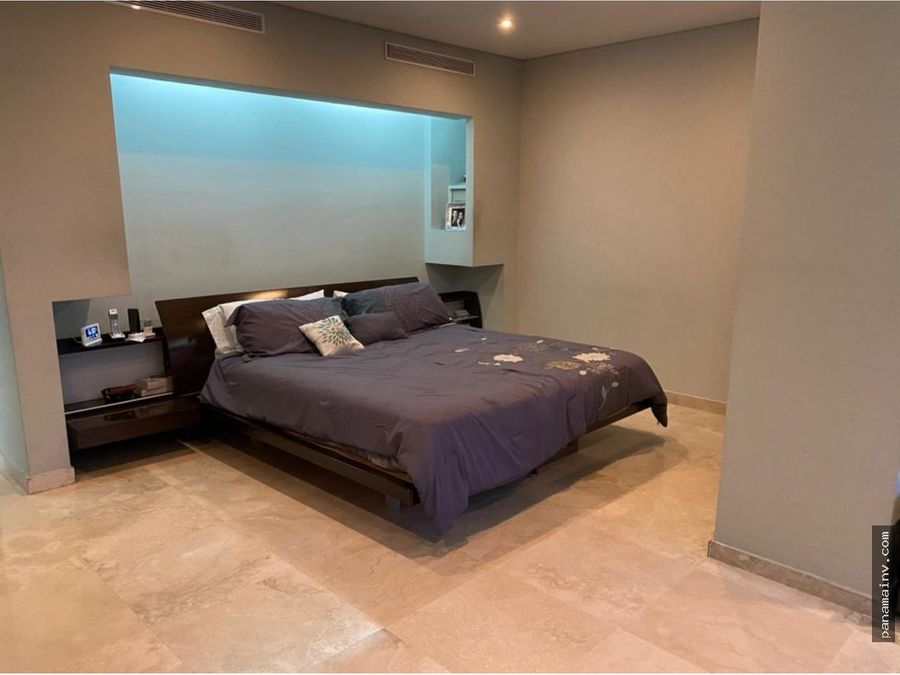 lujoso apartamento amueblado en aqualina 5031da