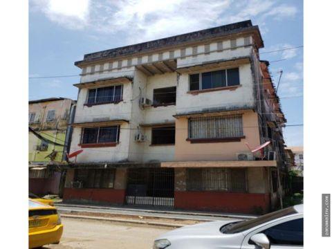 se vende edificio en colon 5074rc