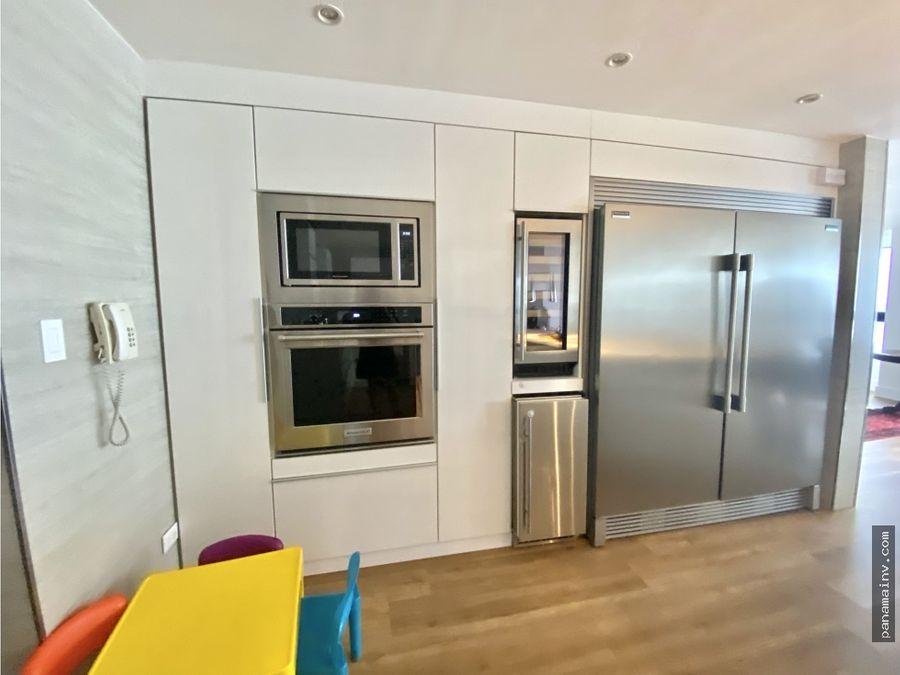 se vende apartamento remodelado en ph princesa av balboa 5146vp