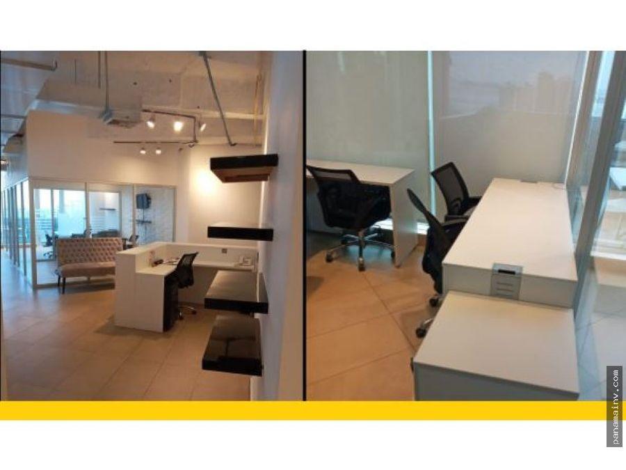 alquiler de oficina en calle 50 4519dm