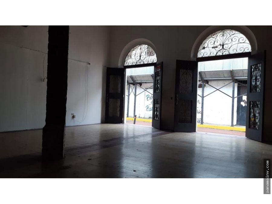 se alquila local comercial en casco antiguo 5062vp