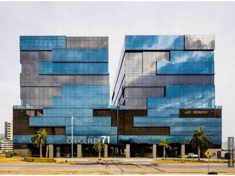 alquiler y venta oficina office plex en santa maria 4844ma