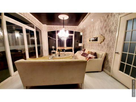 alquilo lujosa casa en costa del este 4889vp