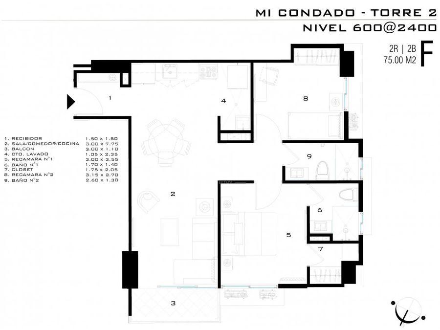 condado del reypreventa apartamentos micondado
