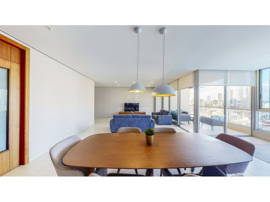 alquiler apartamento amoblado en ph marbella 47 bella vista marbella