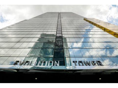 oficina en venta evolution tower obarrio