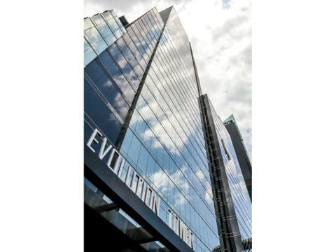 oficina en venta en evolution tower obarrio