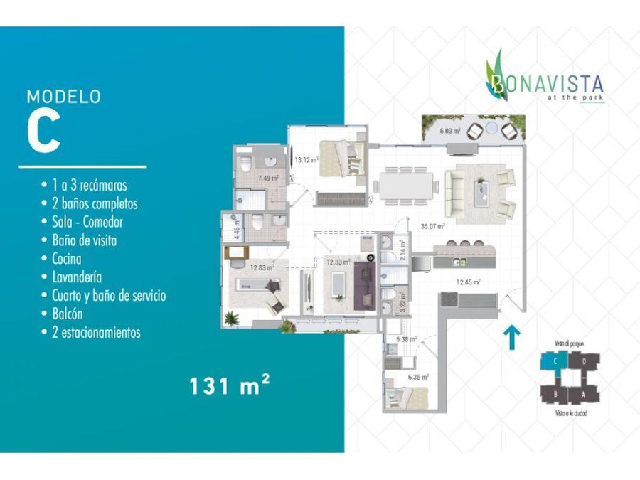apartamentos en venta ph bonavista hato pintado