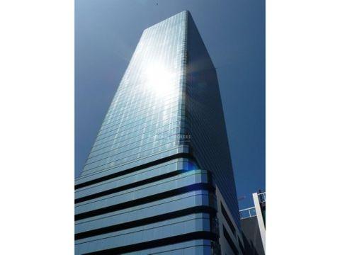 oficinas en torre banco general calle 50