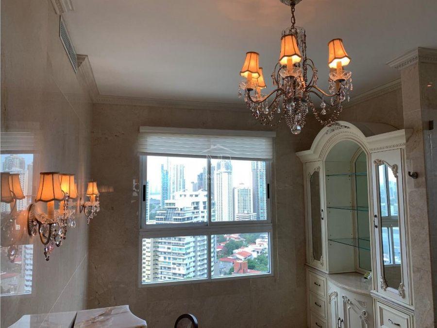 apartamento en venta o alquiler ph city tower