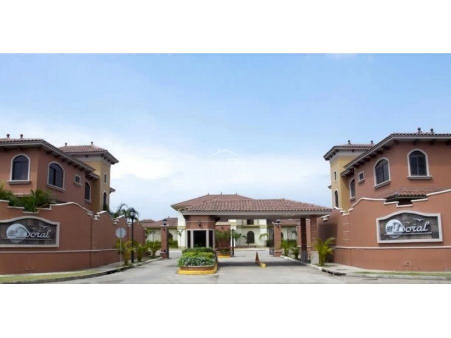 casas en venta en costa sur residencial el doral