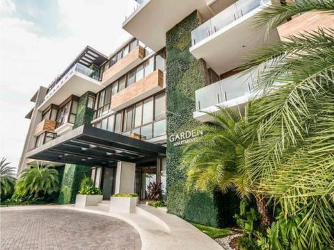 alquiler apartamento de lujo frente al mar garden ocean reef island