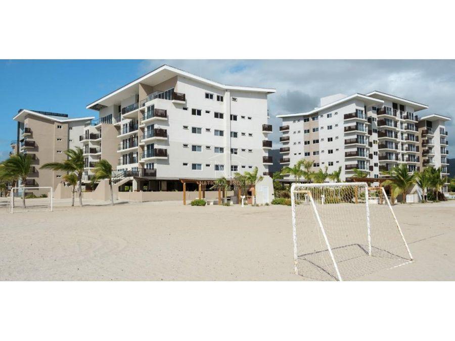 preventa de apartamentos en playa caracol punta chame