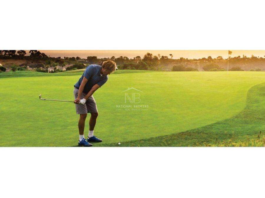 venta de lotes peninsula estates santa maria golf