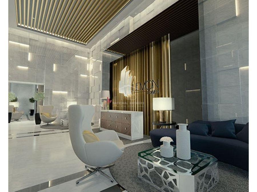 apartamentos en bella vista lemon tower calle 50