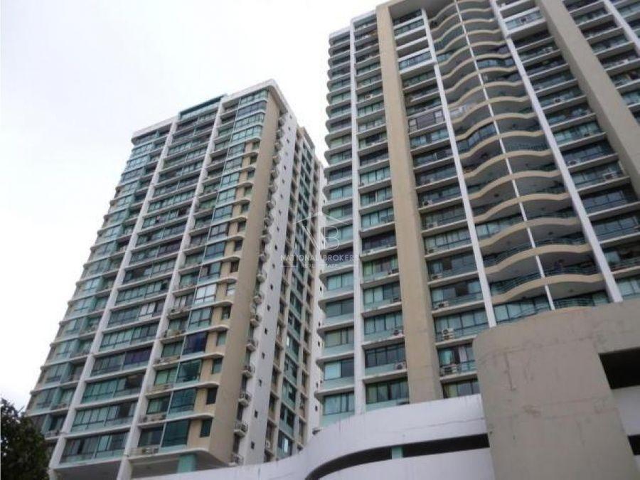 vendo apartamento amoblado en edificio mirasol punta paitilla