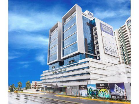 alquiler de oficina edinson corporate center