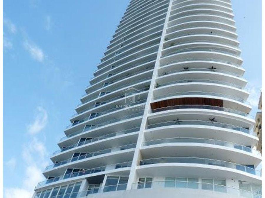 apartamento en venta the point punta paitilla