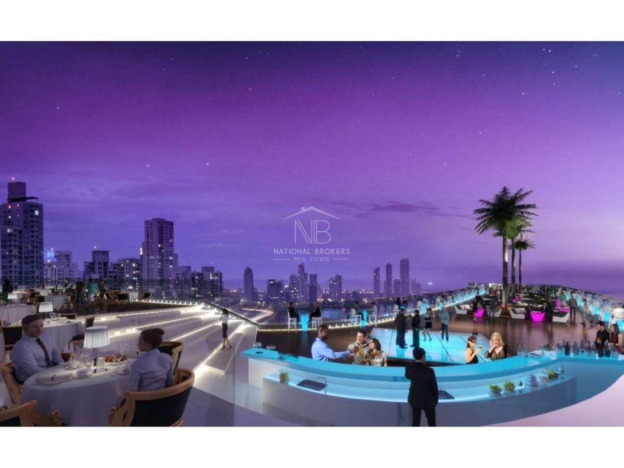 roof top y sky lounge venta de local en avenida balboa the sands