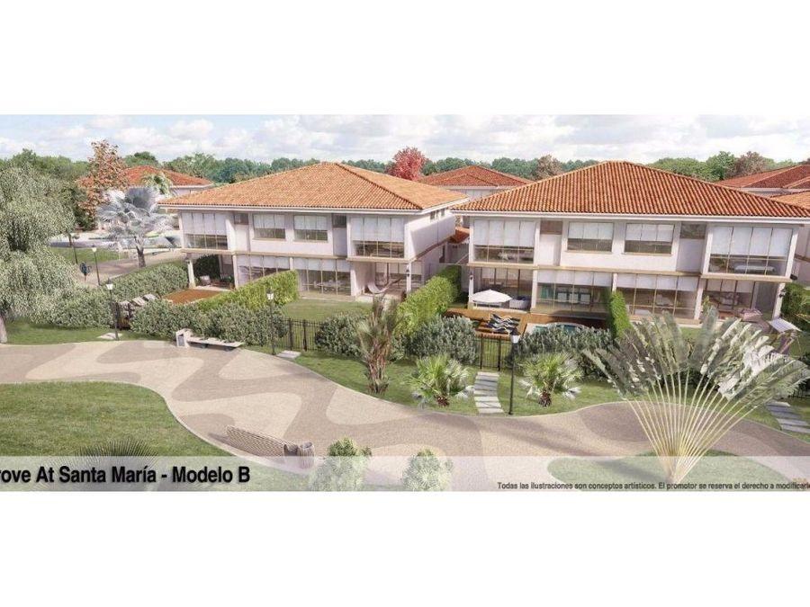 venta de casas en the grove santa maria golf country club