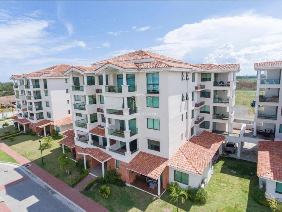alquiler apartamento full amoblado en costamare costa sur