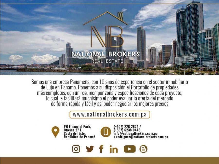 en venta apartamento de entrega inmediata ph bay view ave balboa