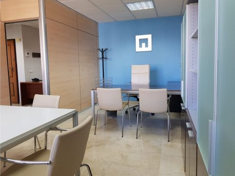 oficina en residencial urbis presidencia del gobierno