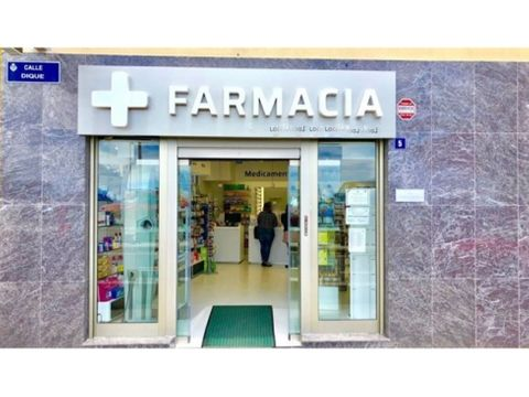 local comercial farmacia de san andres