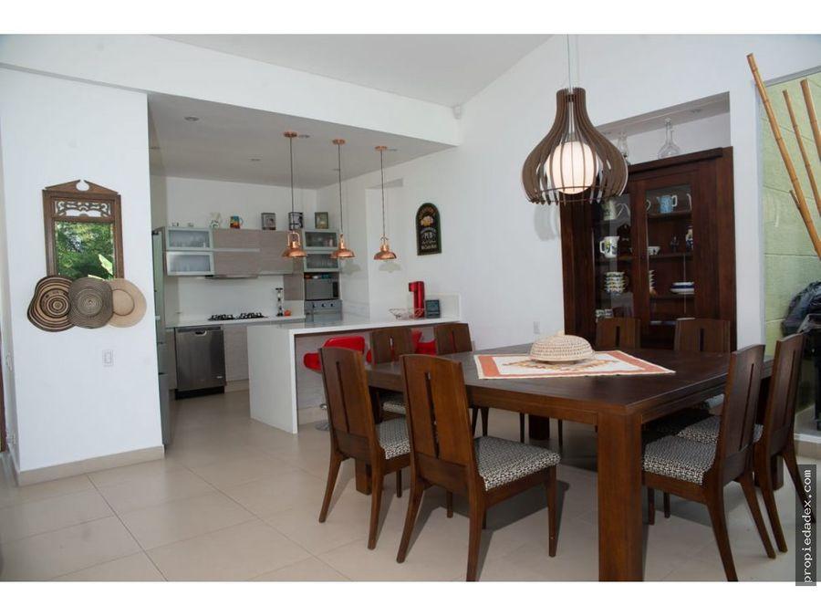 casa en venta via al caimo