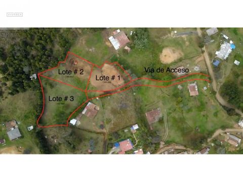 vendo lote en guarne antioquia