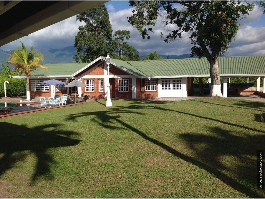 casa campestre cerca al aeropuerto