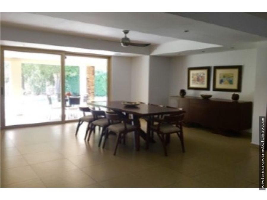 la ceiba club de golf hermosa residencia