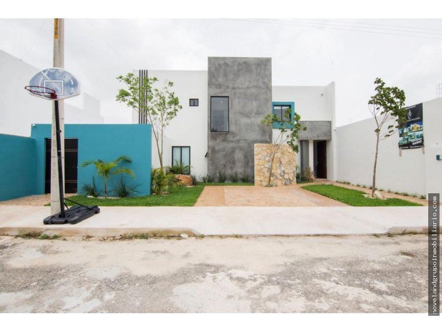 hermosa casa en venta nueva construccion