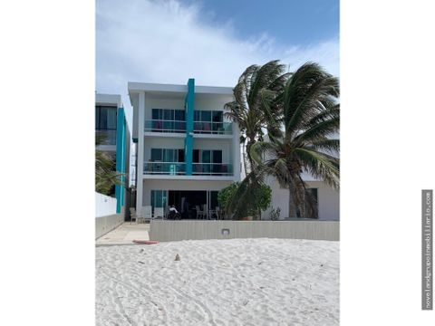 casa en venta frente al mar