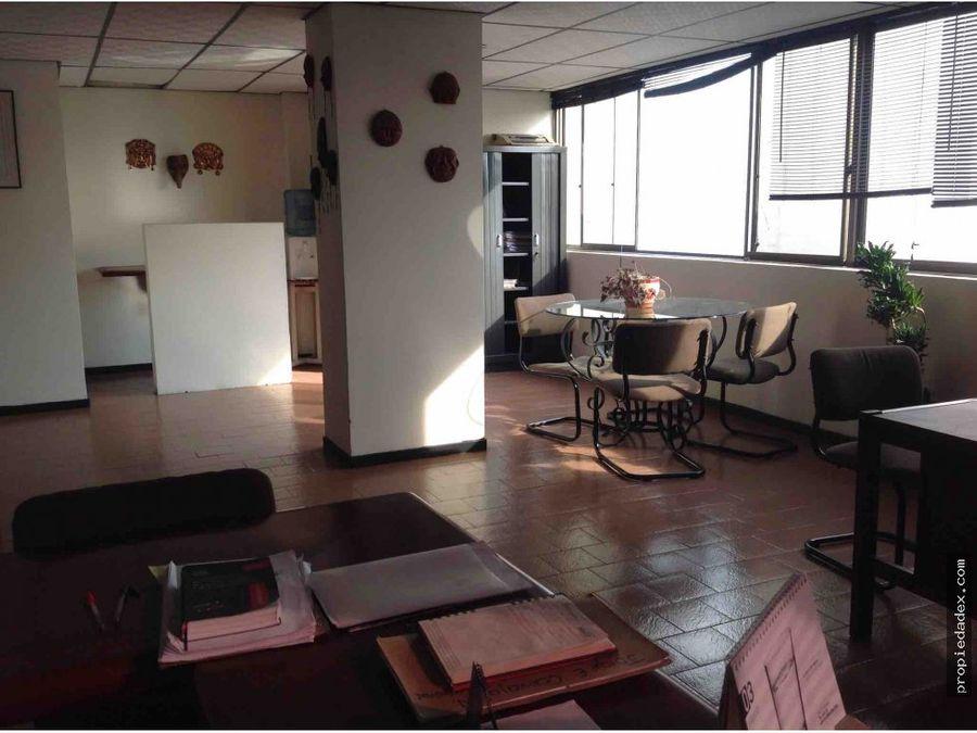 oficina en el centro de la ciudad