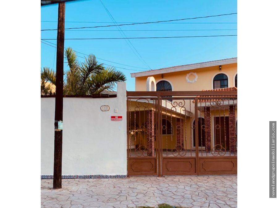 hermosa casa en venta dzodzil norte