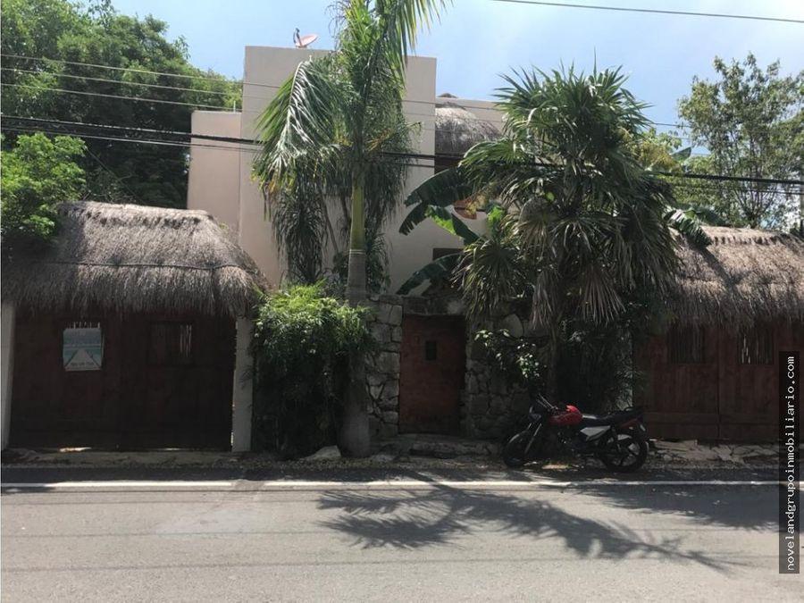 casa en venta playa del carmen