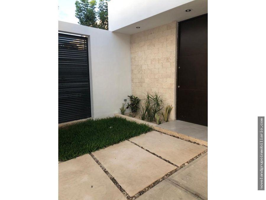 casa en venta temozon