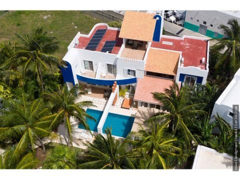 casa bonita en venta playa paraiso